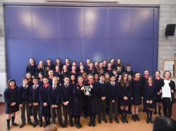 Wesley Junior Choral Group
