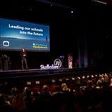 Konferens för skolledare på China Teatern