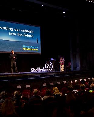 Konferens på Skolledare21