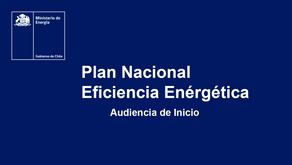 Ministerio de Energía realiza primera Audiencia Pública para Plan de Eficiencia Energética