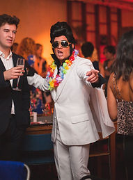 Miss Stephanie Ware_Elvis_Humanist Wedding