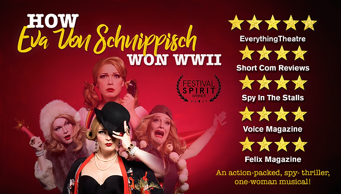 How Eva Von SchnippischWon WWII | How Eva Won WWII | How Eva Won The War
