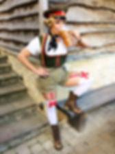 Oktoberfest, Oktoberfest Cabaret, Octoberfest, German Cabaret, Bavarian Cabaret, Eva Von Schnippisch