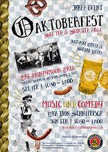 Eva Von Schnippisch | Oktoberfest | Oaktoberfest | Bierfest | Bavarian Babe | Gunther Ze Goat | Interactive Act