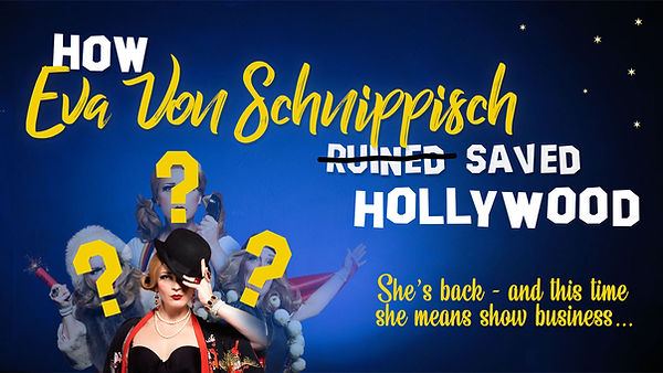 How Eva Saved Hollywood