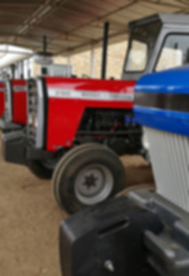 Ford Tractors, Massey Ferguson Tractors