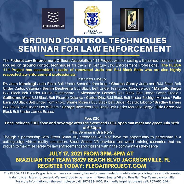 Ground Control Techniques (JAX)