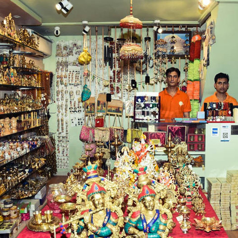 As you enter the store you are pleasantly surprised by the aroma of the store due to strategic placement of our aroma diffusers which emanate a frankincense fragrance that indulges your senses in a soothing way.