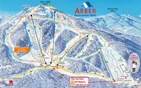 Arber Skikarte