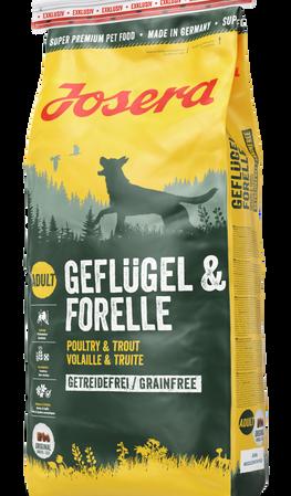 Josera Geflügel & Forelle