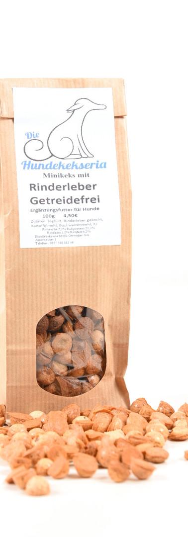 Minikeks Rinderleber