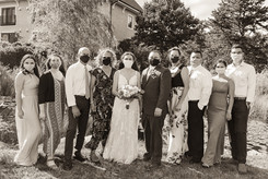 LONG RIVER PHOTO - Wedding - Outdoor wed