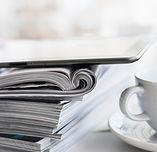 Кофе и журналы
