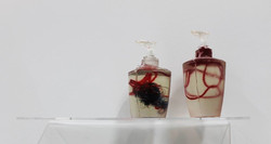 Evdokia Georgiou, 'Soap dispensers', 201