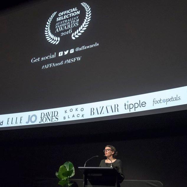 AFFA 2016 Screening