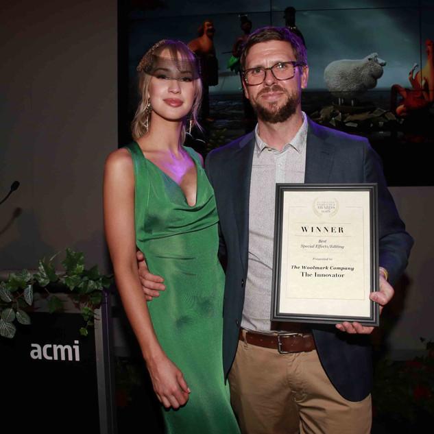 AFFA 2016 Awards Winner