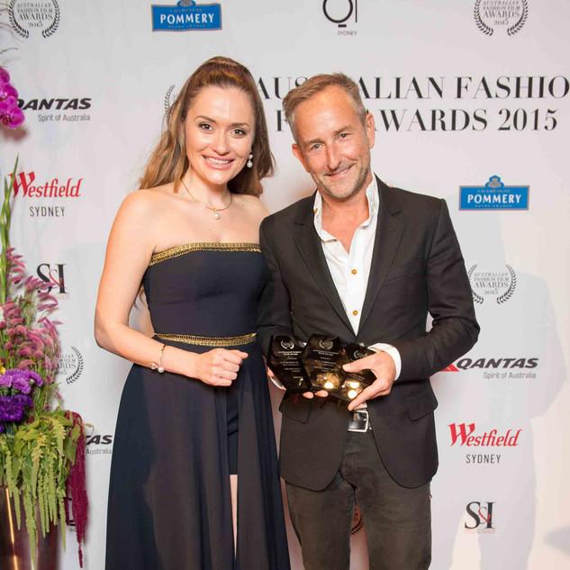 AFFA 2015 Awards Winner