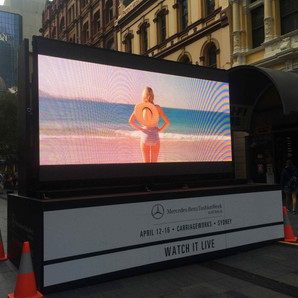 AFFA Pit St Mall Marion Hume