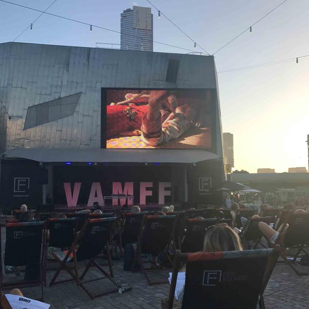 VAMFF 2016 Pop Corn Screening