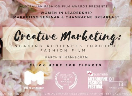 CREATIVE MARKETING: ENGAGING AUDIENCES THROUGH FASHION FILM