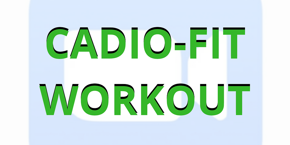 Saturday Live Stream 30-Minute Workout
