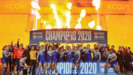 Super League 2021 gets under way…