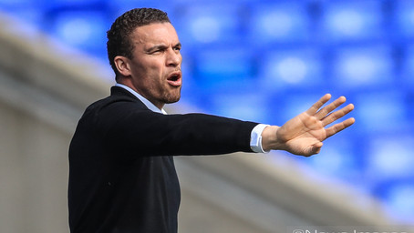 Barnsley's six consecutive away wins ended at Coventry.