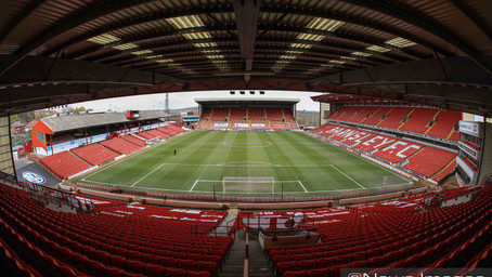 Barnsley's dream looks to become reality.