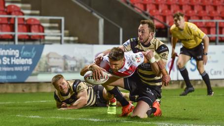 Rugby league 2021 preseason gets underway...