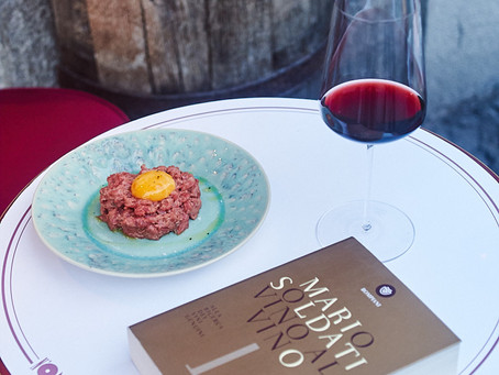 Recipe: N'Ombra Signature Tartare