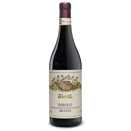 Barolo Vietti Brunate 2013