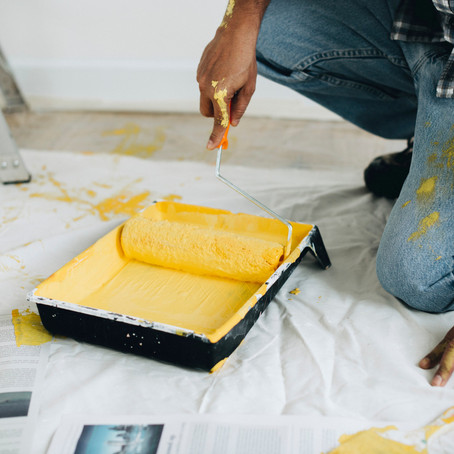 CAN I USE THE SAME PAINT FOR INTERIOR AND EXTERIOR PAINTING?