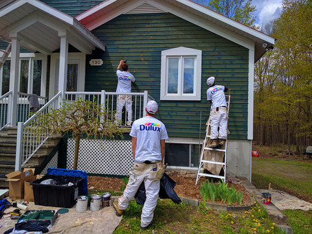DIY Exterior Painting: A Step-By-Step-Guide