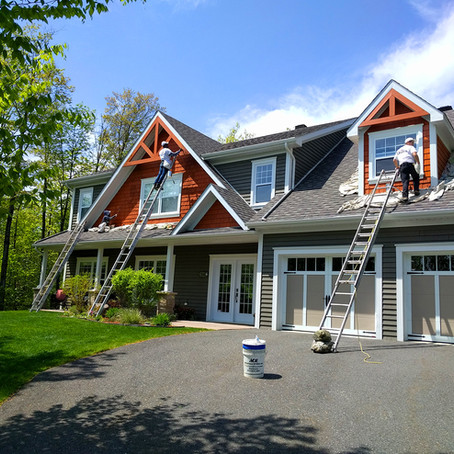 House painting FAQs in Ontario