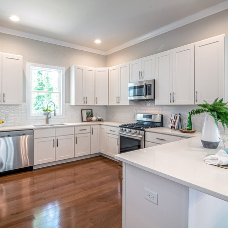 Kitchen Remodeling and Painting Ideas for 2021