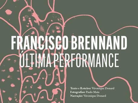 Ensaio: Francisco Brennand última performance, com Prof. Dra. Véronique Donard