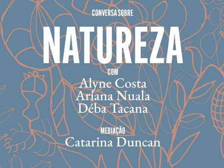 Plataforma Crítica - Conversa sobre NATUREZA