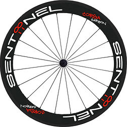 Sentiinel Carbon Wheelset