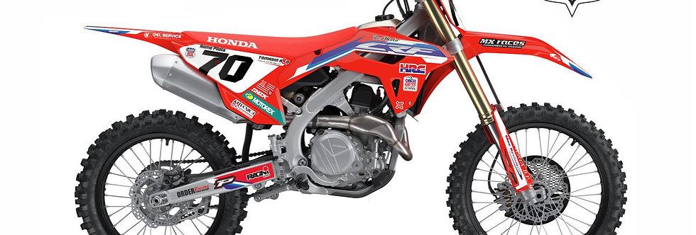 Honda MX Races 2021