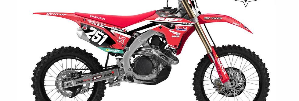 Honda MX Races