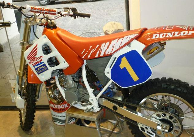 Honda cr 250 1991