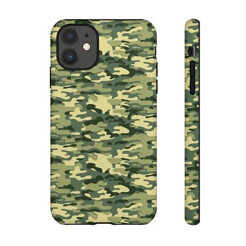 Camouflage Ori. Greens Designer Tough Case