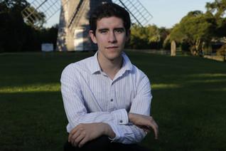 Michael Delfin CCM Concerto Competition Winner!!