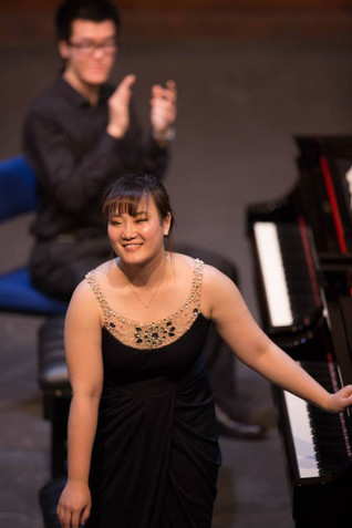Youkyoung Kim places in Virginia Waring International Piano Competition!