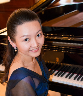 Hanging Chang has won the Audience Favorite Award of The World Piano Competition
