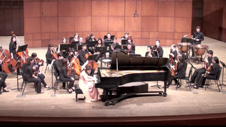 CCM Mozart Concerto Competition Winner: Youkyoung Kim!