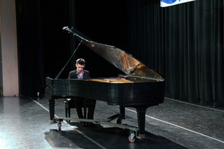 Patrick Lechner has won the 3rd prize of the Hartford Chopin International Piano Competition