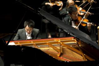 Louisiana International Piano Competition Silver Medalist: Julan Wang