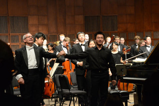 CCM Beethoven Concerto Competition Winner: Julan Wang