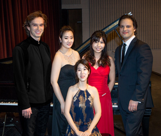 Youkyoung Kim got the 2nd prize of the 39th Kankakee Symphony Orchestra Competition!